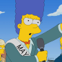 Marge For Mayor - The Simpsons
