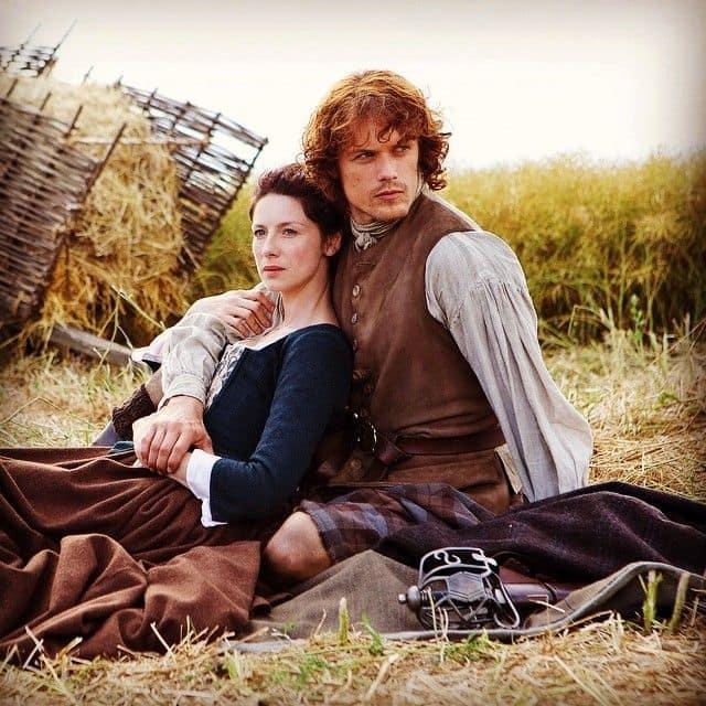 Jamie & Claire - Outlander