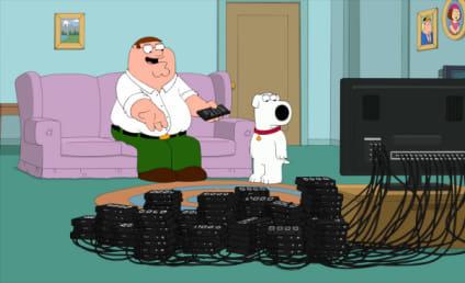 Family Guy Review: Breaking Bad on Roller Skates