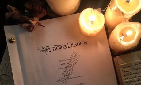 The Vampire Diaries Nina Dobrev Script