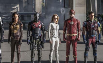 Watch DC's Legends of Tomorrow Online: Season 3 Episode 8