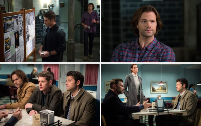 On the hunt for lucifers baby supernatural season 12 episode 10
