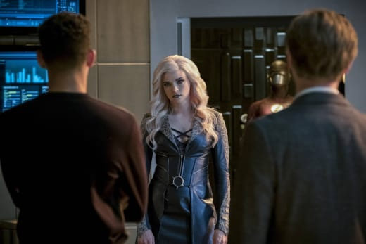 Killer Frost Drops By - The Flash Season 3 Episode 21