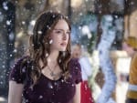 Snow in Mystic Falls  - Legacies