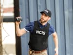Sebastian's On the Run - NCIS: New Orleans