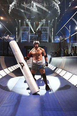 Am American Gladiator