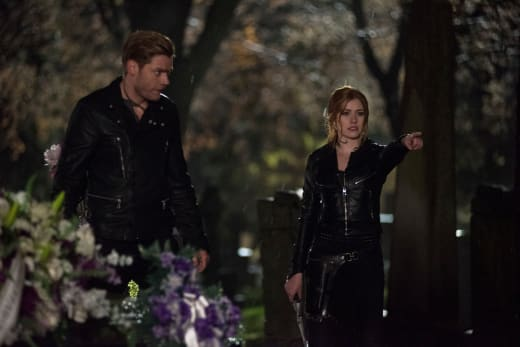 Seek And You Shall Find - Shadowhunters Season 2 Episode 19