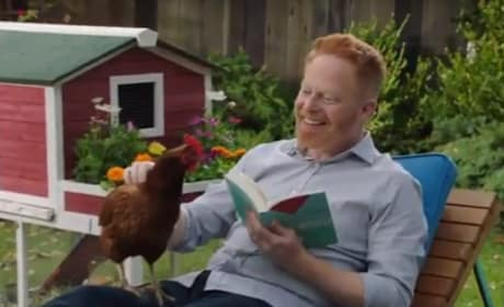 The Family Chicken - Modern Family