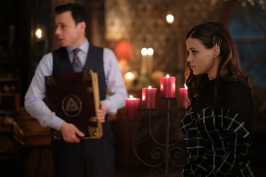 Harry and Maggie Conflicted - Charmed (2018) Season 1 Episode 5