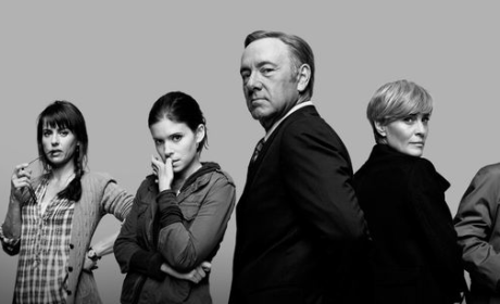 Cast of House of Cards
