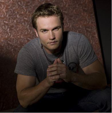 Scott Porter of Friday Night Lights