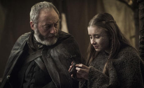 Shireen is in Danger - Game of Thrones Season 5 Episode 9