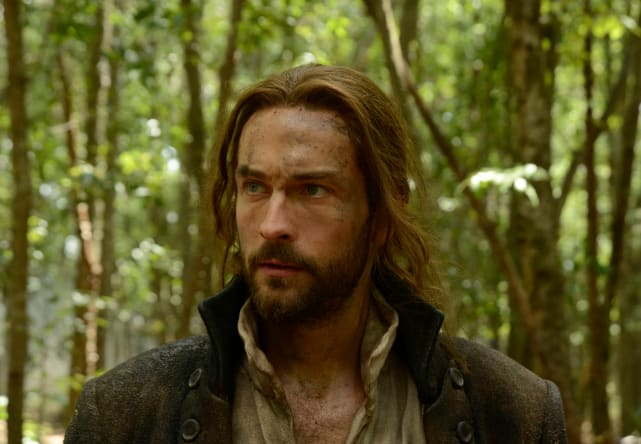 Ichabod Escapes Death - Sleepy Hollow