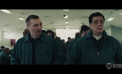 Escape at Dannemora First Look: Benicio del Toro Breaks Free in Ben Stiller Series