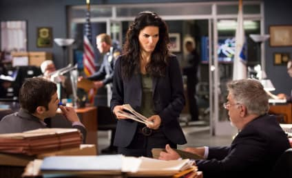 Rizzoli & Isles Review: A Flaming Hot Cold Case