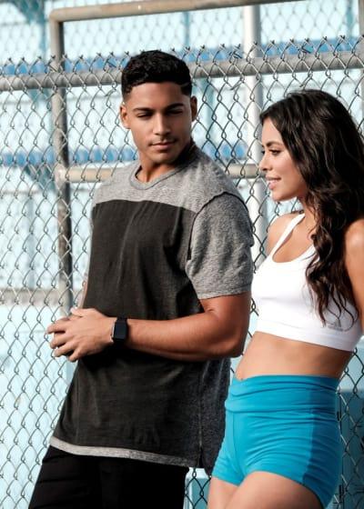 Jordan and Ripley - All American Season 1 Episode 6