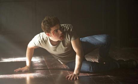 Down Goes Stefan! - The Vampire Diaries