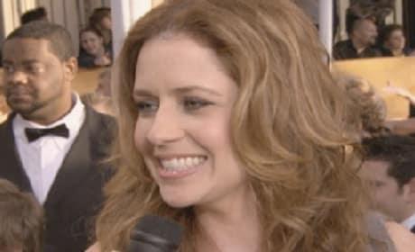 Jenna Fischer Interview