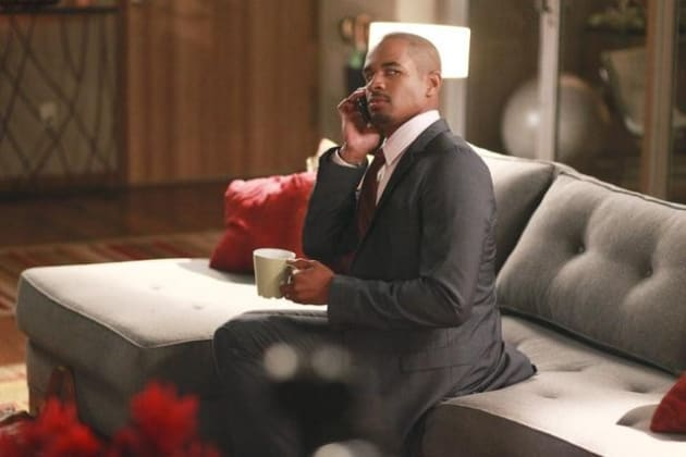 Damon Wayans Jr. on Happy Endings