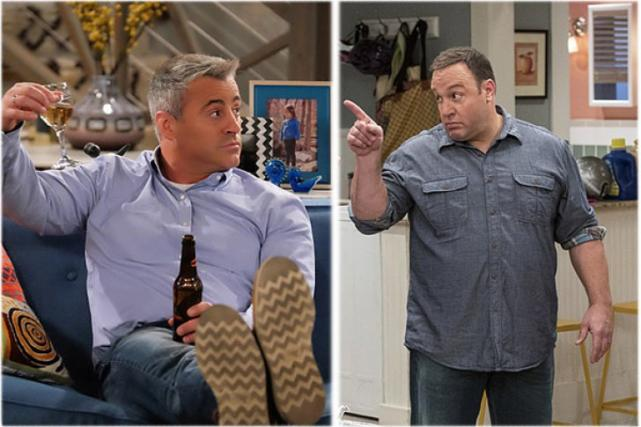 Kevin Can Wait/The Great Indoors/Man With a Plan...Especially