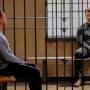 Sitting Outside His Cell - Blue Bloods Season 9 Episode 19