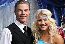 Dan and Julianne Hough