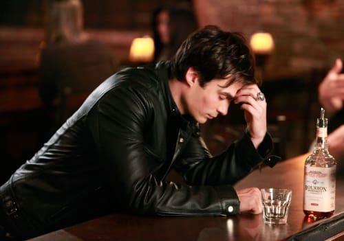 Drunk Damon