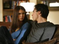 Elena with Damon