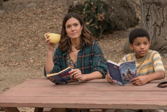 Nature, Coffee and a Good Book - This Is Us Season 2 Episode 11
