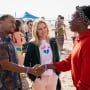 Wallace Greets a New Friend - Veronica Mars