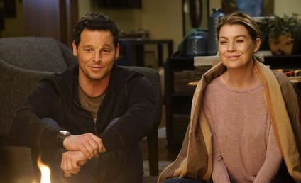 Grey's Anatomy: Ellen Pompeo Reacts to Alex's Final Episode