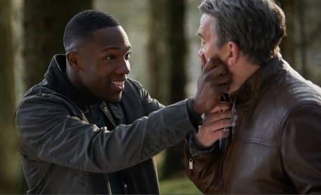 Ryan Cheers Graham Up - Doctor Who Season 11 Episode 9
