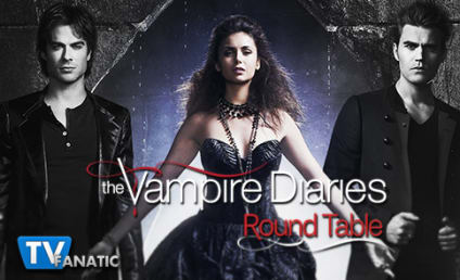The Vampire Diaries Round Table: What Will Happen to Enzo?
