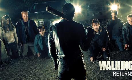 Walking Dead Comic-Con Poster - The Walking Dead