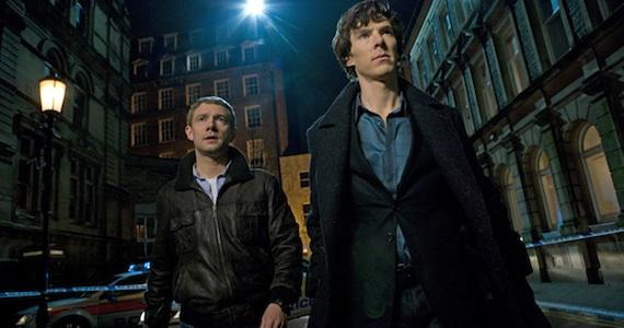 Sherlock Promo Pic