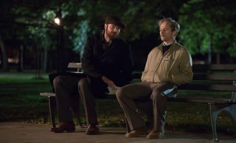 Oleg and Philip Meet - The Americans Season 6 Episode 1