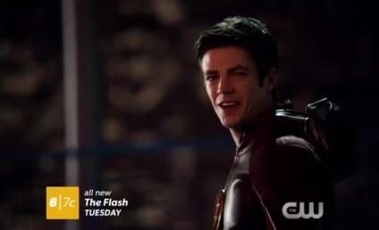 The Flash Season 1 Episode 22 Promo: Heroes Unite!