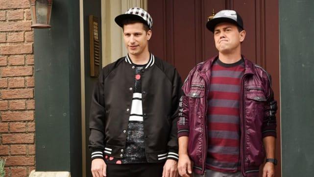 Jake and Charles - Brooklyn Nine-Nine
