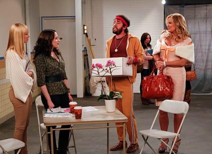 Watch 2 Broke Girls Season 2 Episode 9 Online