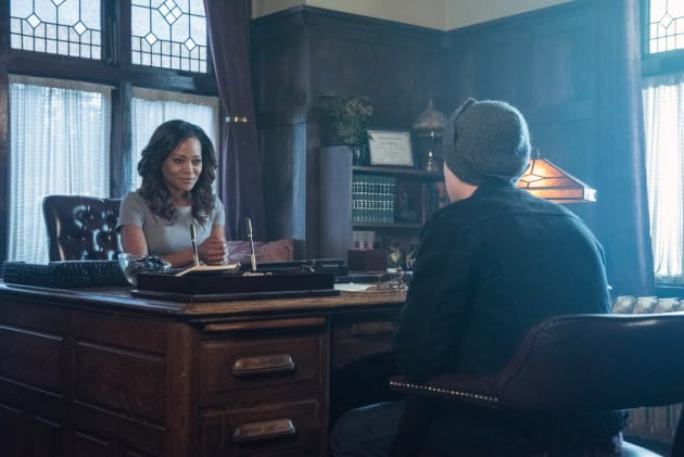 Desperate Plea - Riverdale Season 1 Episode 4