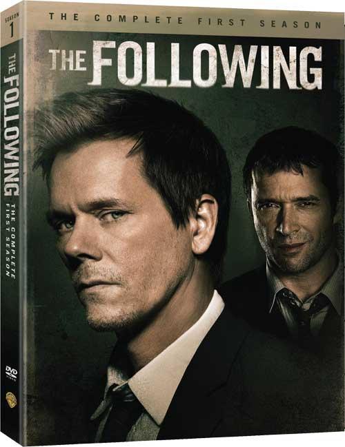 The Following Season 1 DVD
