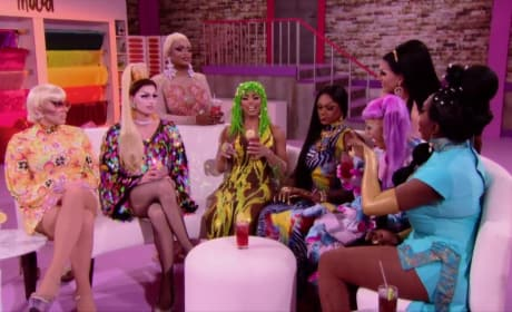 Kennedy Refuses - RuPaul's Drag Race All Stars Season 3 Episode 3
