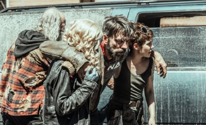 Z Nation Season 4 Episode 6 Review: Back From The Undead