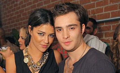 Jessica Szohr, Ed Westwick Tug at Heartstrings