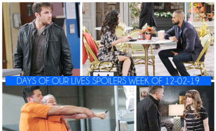 Days of Our Lives Spoilers Week of 12-2-19: The Phoenix Rises Again!