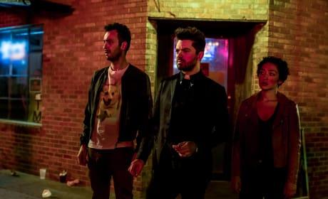 The Gang's All Here - Preacher Season 2 Episode 7