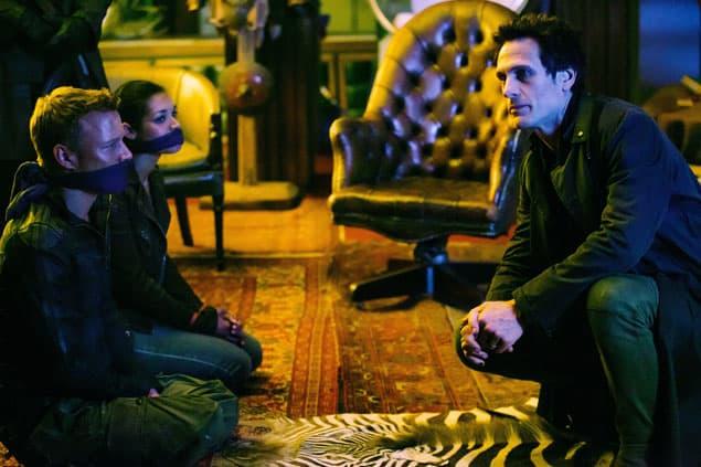 Alex and Noma Held Hostage - Dominion Season 2 Episode 4