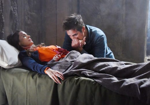 Rafe Scrambles To Save Hope - Days of Our Lives