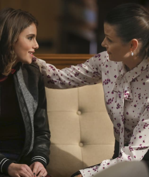 Nicky and Erin - Blue Bloods Season 9 Episode 9