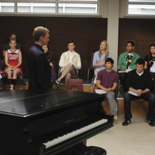 Great Scene from Glee